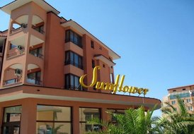 Apartments in Complex Sunflower sunny beach