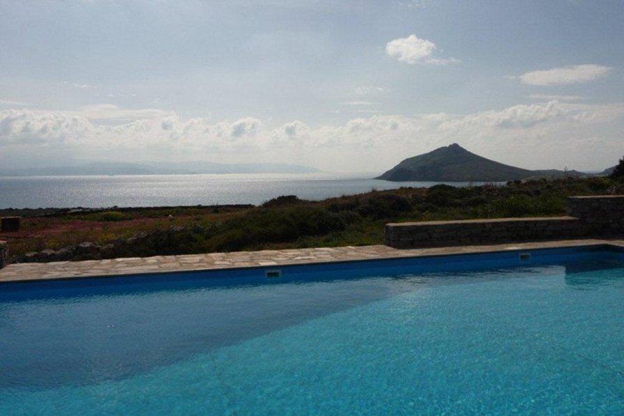 Villa in Greece, Naoussa/Paros