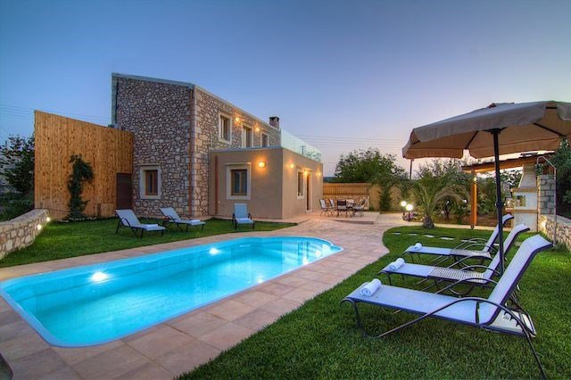 Villa in Greece, Rethymnon region