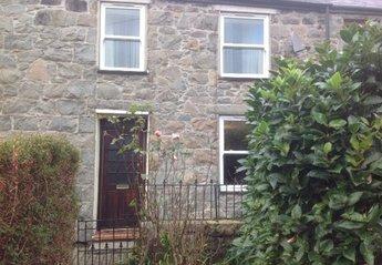 Cottage in United Kingdom, Gwynedd: Front of cottage