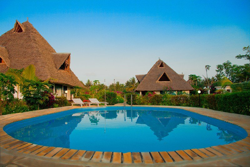 Villa in Kenya, diani beach