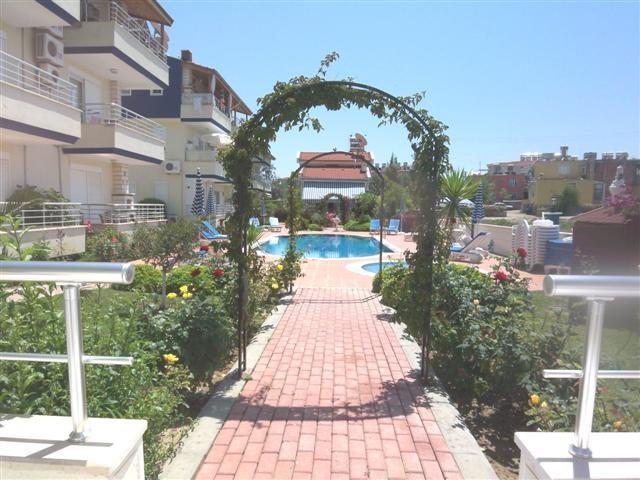 Villa in Turkey, Side