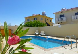 House in Nissi Beach, Cyprus