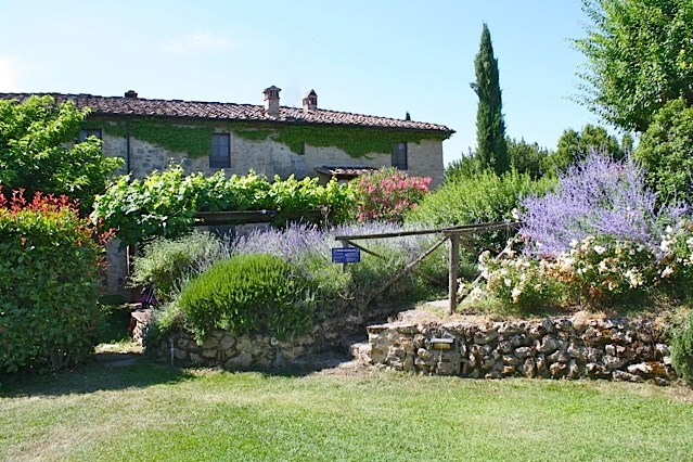 Country house in Italy, Poggibonsi
