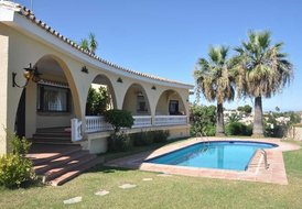 Large villa in an exclusive location of Benalmadena Cost