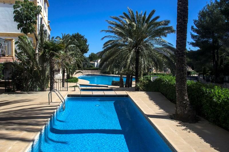 House in Spain, Muntanya de la Sella: Additional Childrens Pools