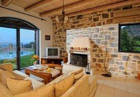 Erato Villa Is A Private Paradise With Breathtaking Sea View.