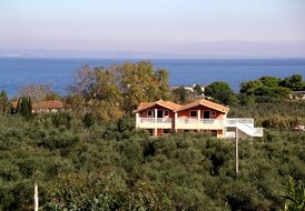 Arazzo Seaside Apartments at Vassilikos resort