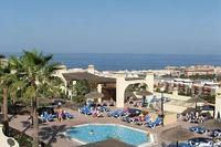 Apartment in Spain, Playa de las Americas: Views over the complex to the sea
