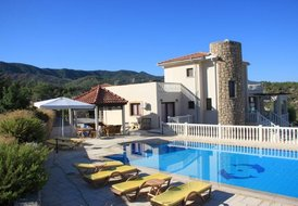 Sunset Valley 26, Luxury Villa. Stunning view, 800 m to seafront