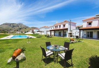 2 bedroom Villa for rent in Kolymbia