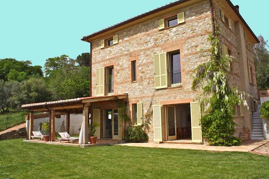 Villa in Italy, Scansano
