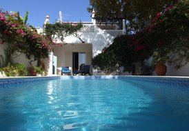 Villa in Praia da Luz, Algarve: Swimming Pool
