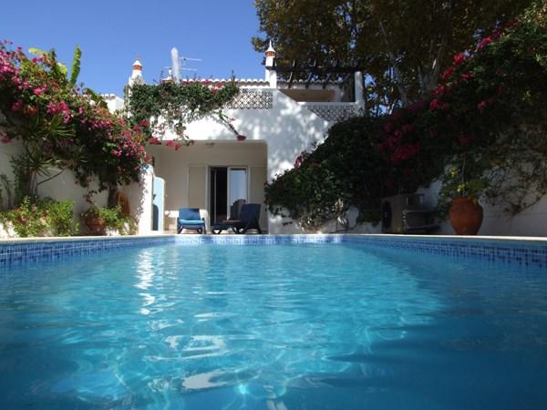 Villa in Portugal, Praia da Luz: Swimming Pool