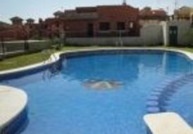 2 bed 2 bath villa in Mojon Hills, Isla Plana