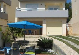 Private spacious four bedroom villa with private pool