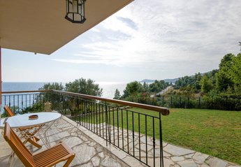 Apartment in Greece, Chalkidiki: balcony