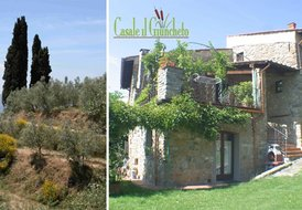 Country house vacations Casale il Giuncheto