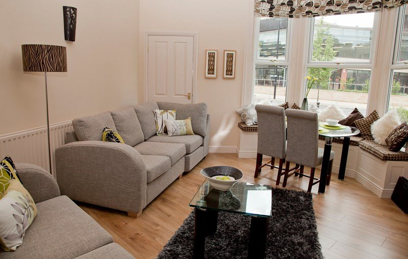 Apartment in United Kingdom, Low Harrogate