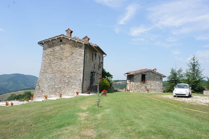 Castle in Italy, Gubbio