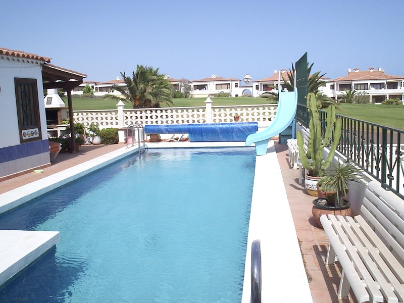 Villa in Spain, Amarilla Golf: Swimming Pool