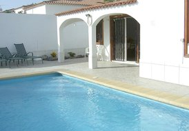 CA50 La Quinta Heights Villa, 3 bed 2 bathrooms, private pool