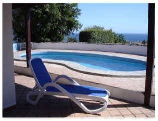 Villa in Spain, Amarilla Golf: The Villas has lovely sea Views from many rooms!