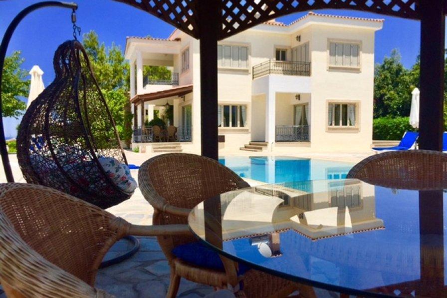 Owners abroad VILLA DEMETRA (4 ensuite bedrooms, BBQ, Wi-Fi, Swim. Pool, view)