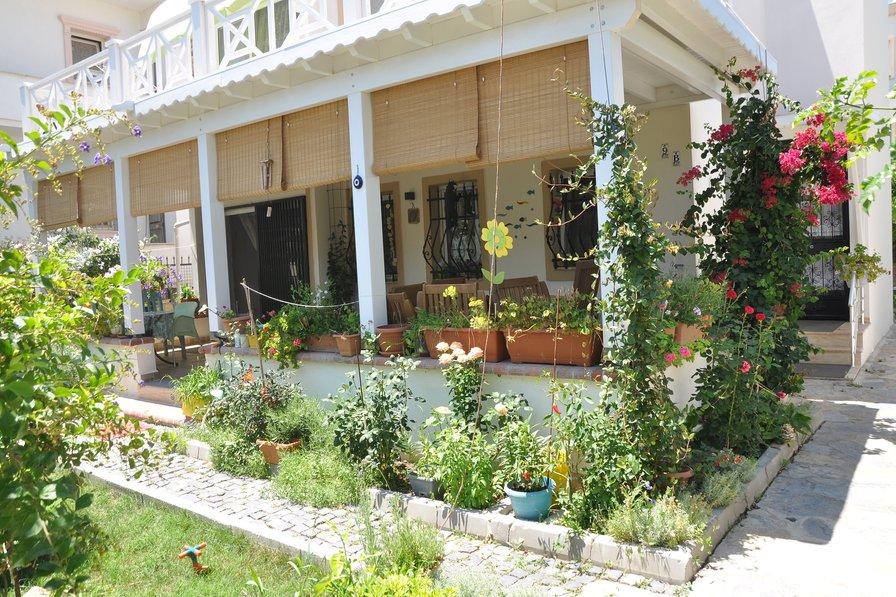 Penthouse apartment in Turkey, Turgutreis