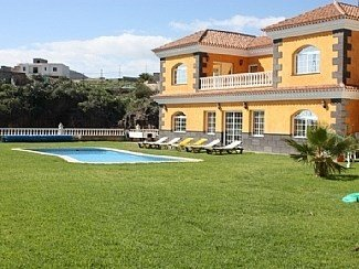 Villa in Spain, El Salto