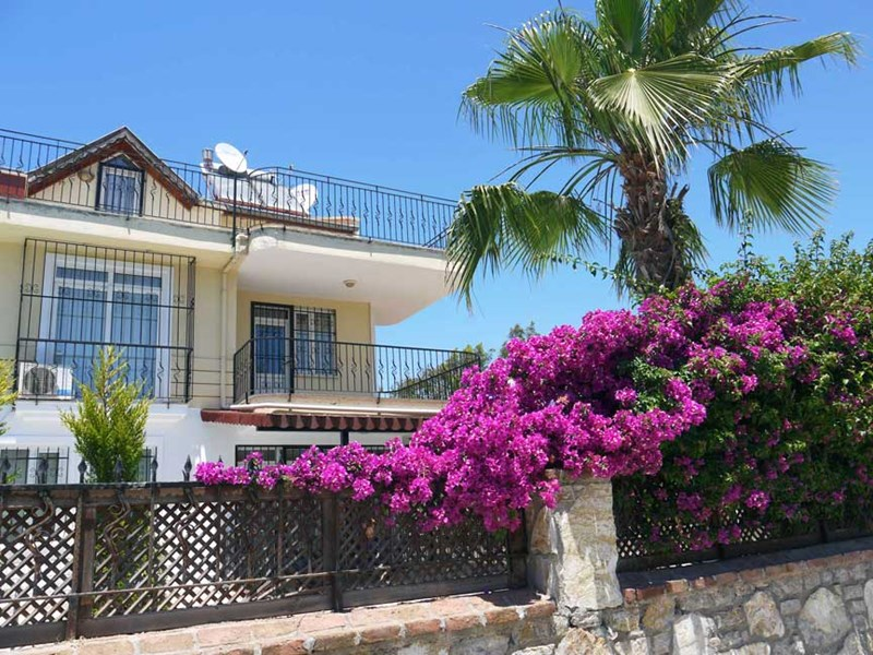 Villa in Turkey, Calis Beach: Krystal Villa.  Stunning Sea and Mountain Views.  Private Pool. Slee..