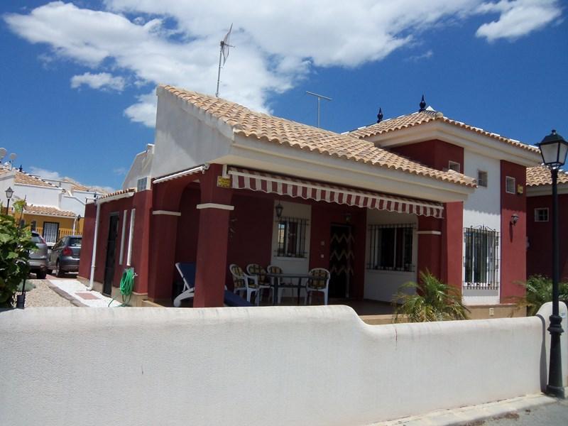 Villa in Spain, Los Montesinos: Villa Kennedy, Montesol Villas, 03187 Los Montesinos.