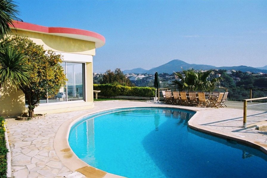 "Owners abroad Panoramavilla ""La Citronneraie"" - 2 miles from Nice City-Centre"