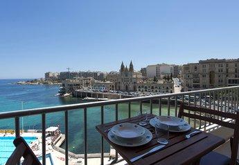 Apartment in Malta, St Julians