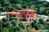 Stylish Regina Rossa Villa with panoramic sea view from inside