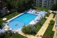 Apartment in Bulgaria, Ravda: Oasis Comlex pool