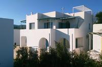 Villa in Greece, Piso Livadi: Newly Built 2 Storey Villa, 50m from the sea & 150m from the beach! 1