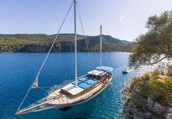 4 bedroom Boat for rent in Kas