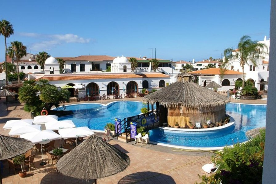 Fairways, Amarilla Golf and Country Club - 1 bed apartment