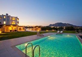Rhodes - Villa Peach 6 +1 pax
