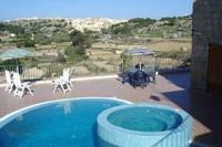 Farm_house in Malta, Island of Gozo: Pool