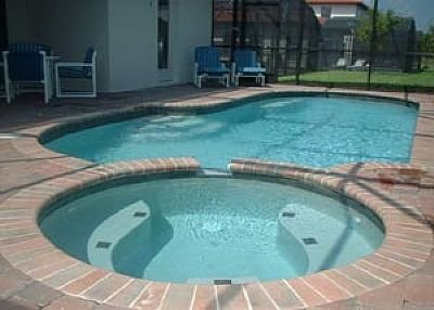 Villa in USA, High Grove: 26ft Pool and Spa