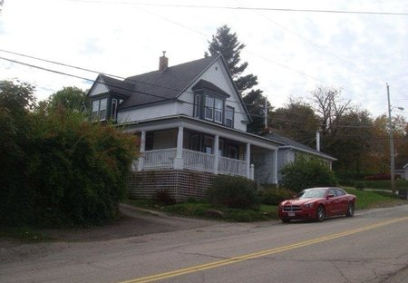Village House in Nova Scotia, Canada: The Fisher House on Carleton St Digby