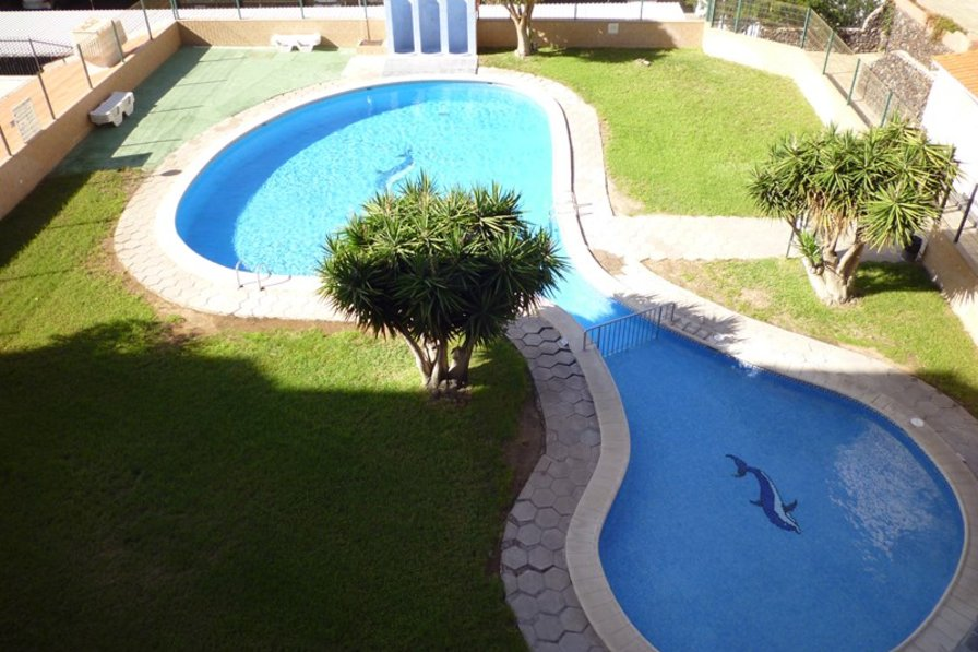 Jardines Canarias - 2 bed with sunny balcony