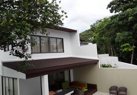 Elegant Villa with Private Pool, near Choeng Mon Beach