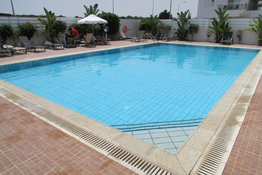 Apartment in Cyprus, Protaras: Pool Area