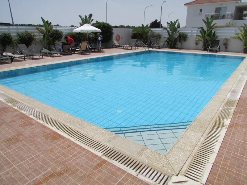 Apartment in Cyprus, Protaras: Pool Area