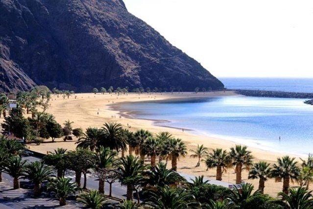 Apartment in Spain, Toscal (Santa Cruz): Las Teresitas beach