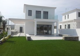 Beach House, Sea Front detached Villa, Governors Beach Limassol