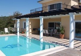 Villa Yayla Sogucak/ Kusadasi with private pool.
